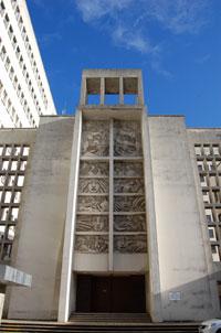 la chapelle de l'hôtel-Dieu
