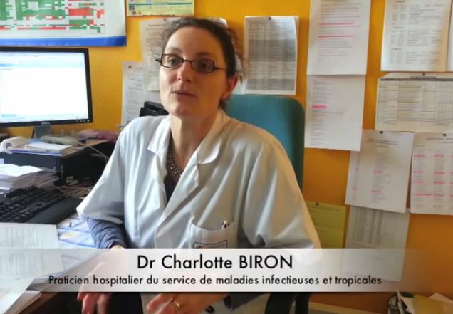 Dr Charlotte Biron