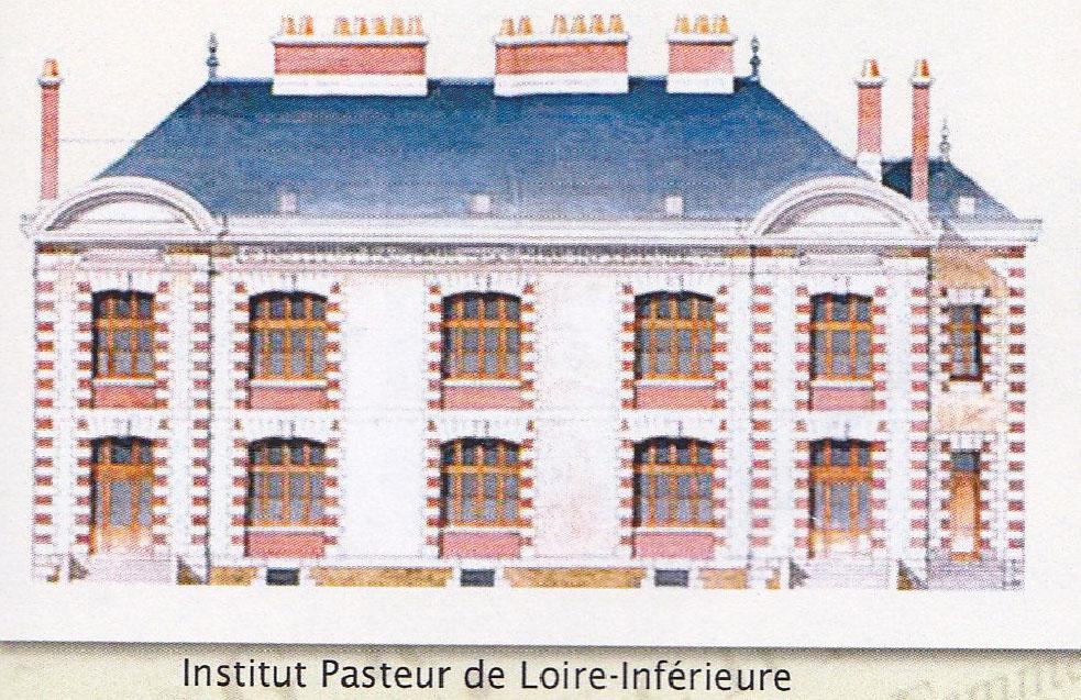 l'institut Pasteur de Loire-Inférieure
