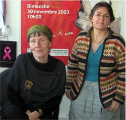 Bénédicte Vailhen, Véronique Reliquet