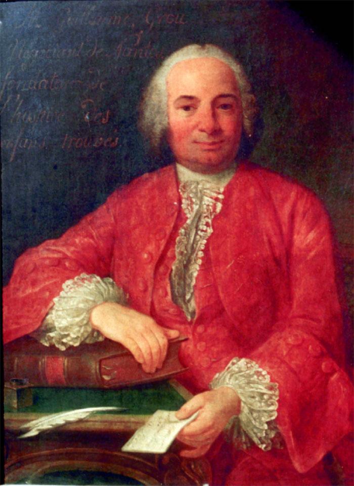 Guillaume Grou