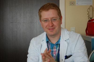 Pierre-Henri Garnier, psychologue, équipe mobile de soins palliatifs