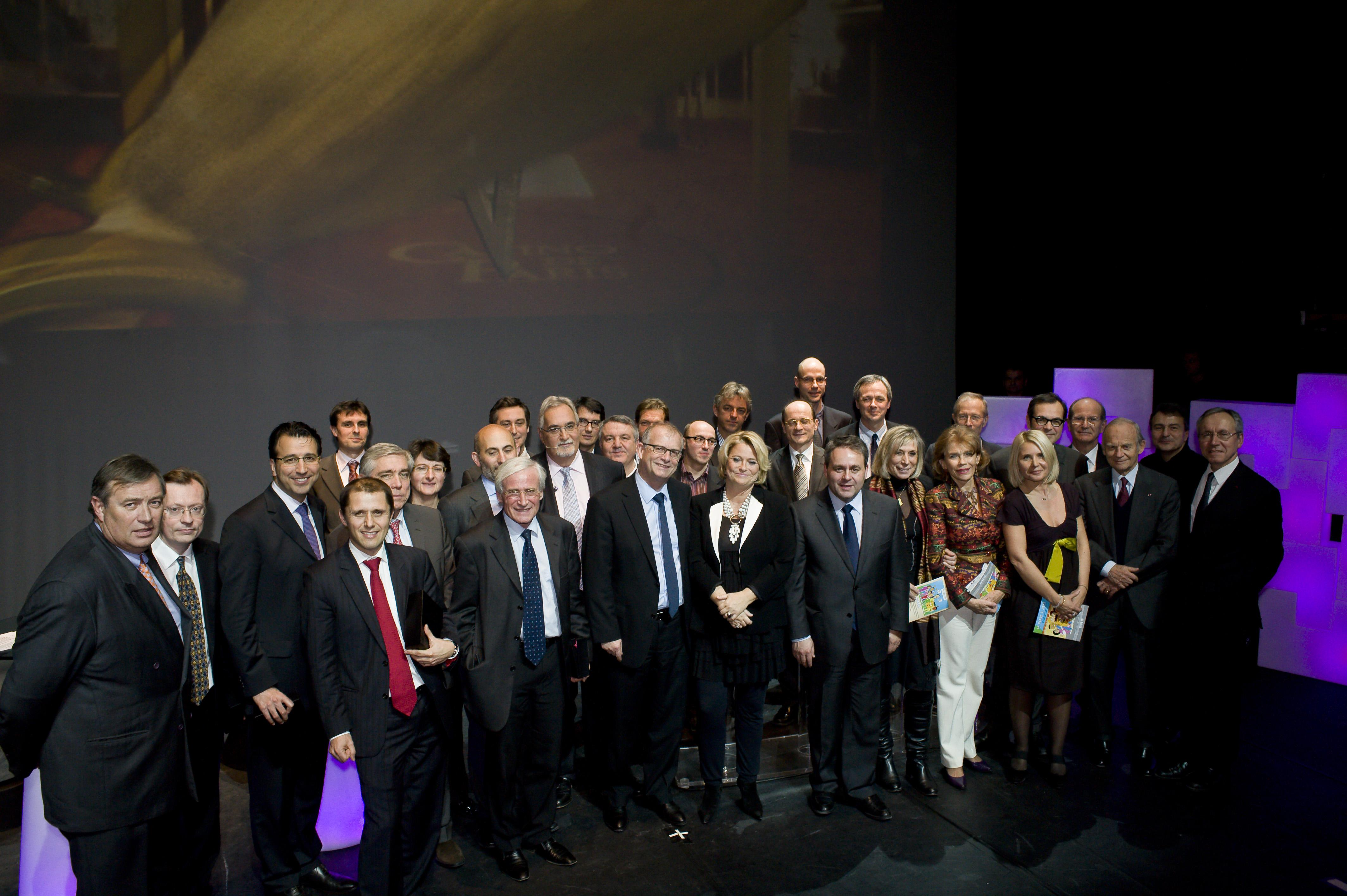 lauréats 2010