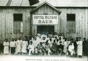 l'hôpital Baur
